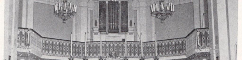 Nuovo organo